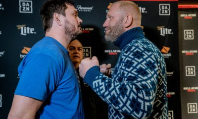 Mitrione vs Kharitonov